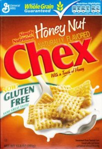 honey nut chex gluten free